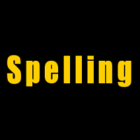 Elance English Spelling Skill Test